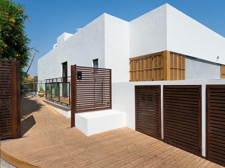 גדרות עץ, המעטפת שתבחרו לבית שלכם