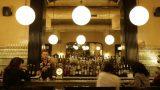 עץ גושני במסעדת בראסרי, דרורן
